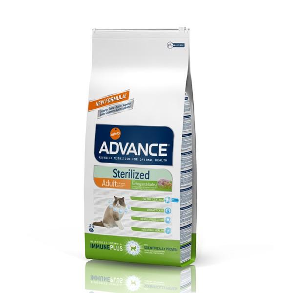 Advance Cat Sterilized 15kg