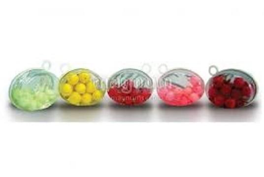 Aromatizovani pop-up boili od plastične mase