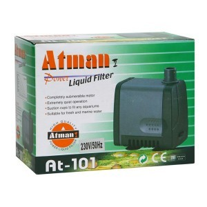 ATMAN Pumpa potopna AT101, (350L/h), 5w, 0,6m
