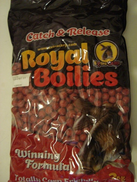 Boile Royal Extra Carp 13 mm Red Fruit
