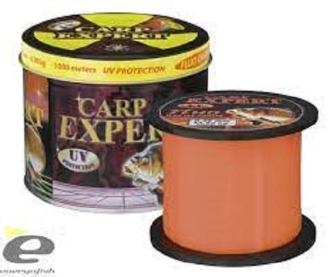 CARP EXPERT UV fluo narandzasti 1000m 0,25 mm.