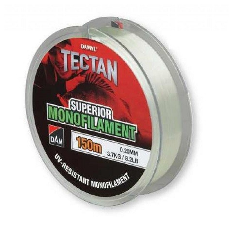 DAM 0,14mm Tectan Superior Monofilament 150m