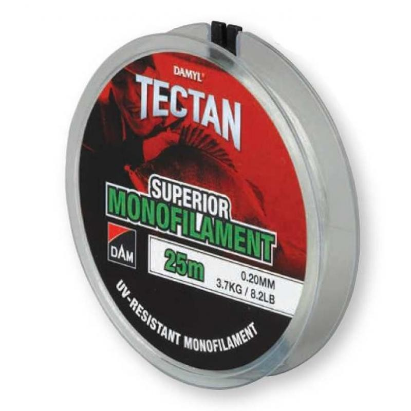 DAM Damyl Tectan Superior Monofilament 25m 0,18 mm