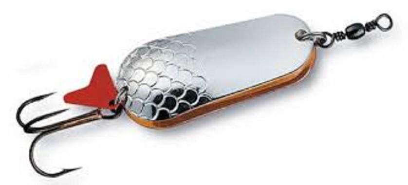 DAM Effzett Twin Spoon Silver-Gold 30 gr.