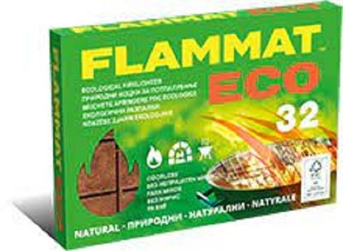 Eko kocke za potpalu-Flammat