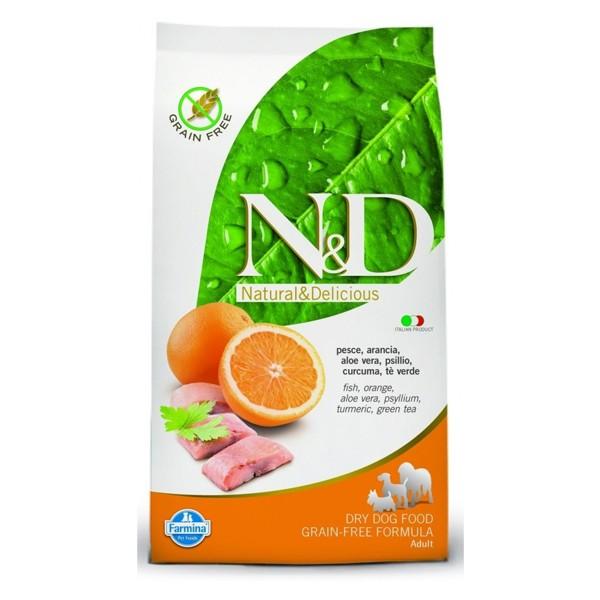 Farmina N&D Fish&Orange adult maxi dog 12 kg