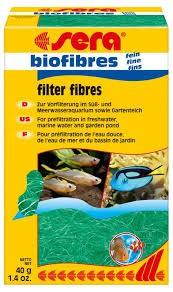 Filter masa Biofibres Fine, 40 g