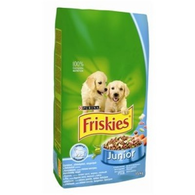 FRISKIES Briketi za štenad JUNIOR