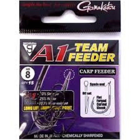 Gamakatsu udice A1 feeder carp