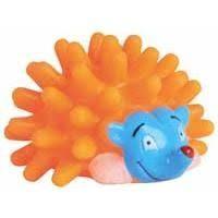 Gumena igračka za pse Jež-6,5cm.