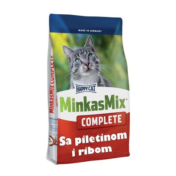 Happy Dog Minkas  piletina-riba 10kg