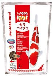 Hrana za koi šarane Koi Professional Spirulina