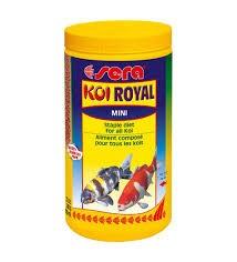Hrana za koi šarane Koi Royal Mini, 1000ml