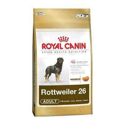 HRANA ZA PSE ROTTWEILER-ROTVAJLER-ROYAL CANIN