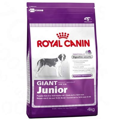 Hrana za pse-Royal canin Giant junior