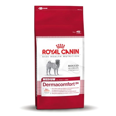 Hrana za pse Royal canin medium dermacomfort