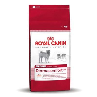 Hrana za pse Royal canin medium dermacomfort