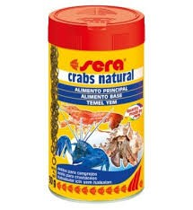 Hrana za račiće Crabs Natural, 100 ml