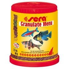 Hrana za ribice Granules Menu, 150 ml