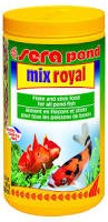 Hrana za ribice Pond Mix Royal 1000 ml