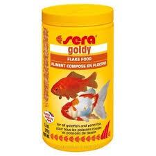 Hrana za zlatne ribice Goldy