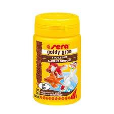Hrana za zlatne ribice Goldy Gran, 100 ml