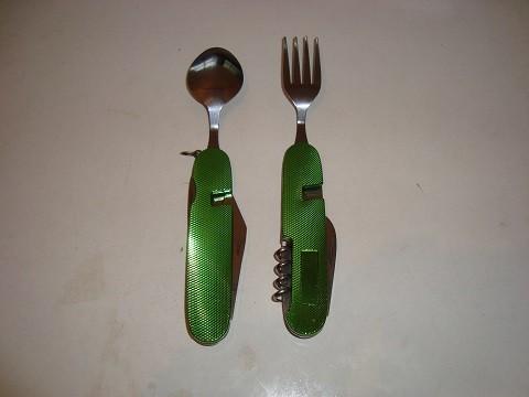 Komplet nož/kašika/viljuška
