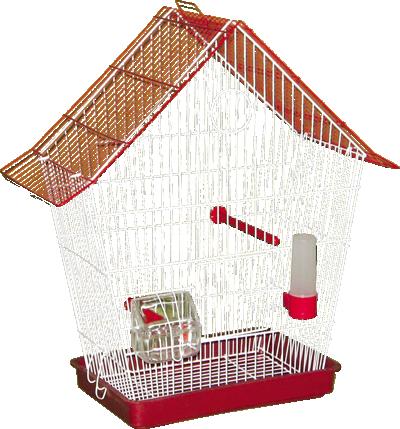 Kavez-Srednja kućica