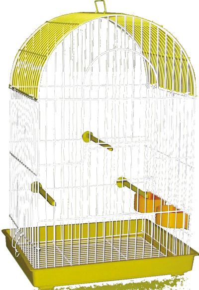 Kavez-Veliki polukružni