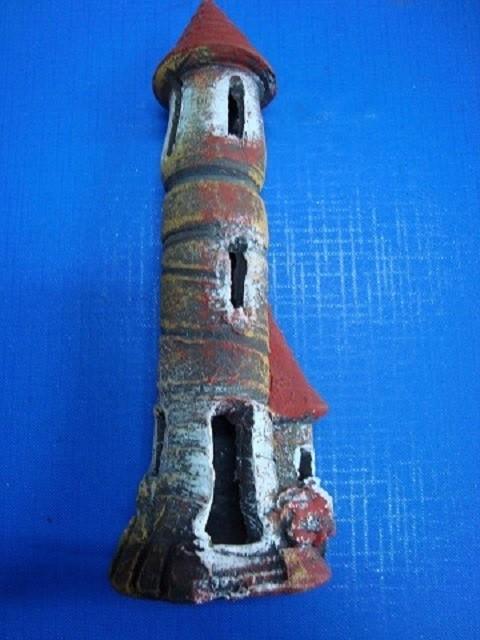 Keramički ukras Svetionik
