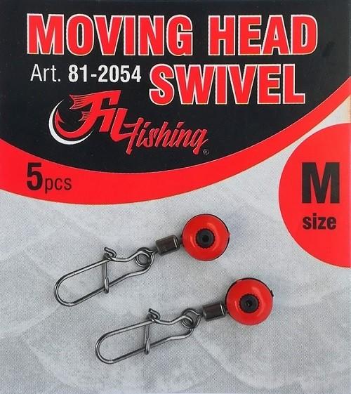 Klizna kopča Moving head-veličina S
