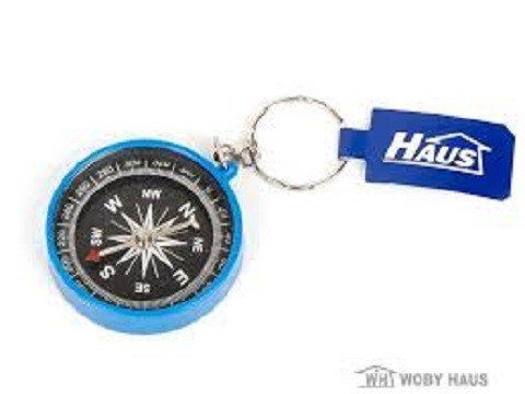 Kompas-privezak za ključeve