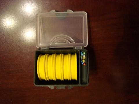 Kutija za predveze sa 5 kalemova