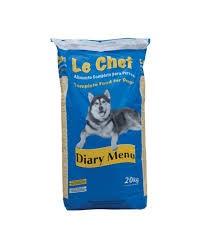 Le Chef Dog: Diary Menu, 20 kg