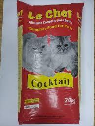 Le Chef-hrana za mačke 20 kg. govedina/riba