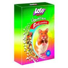 Lolo: Hrana za hrčka Complete Food