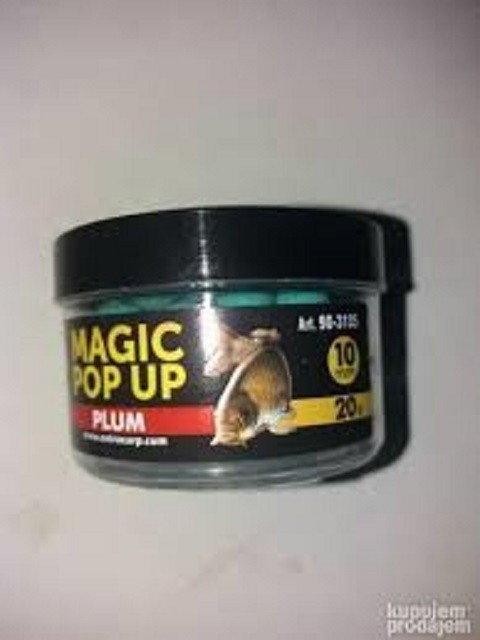 Magic pop up boile 10 mm.