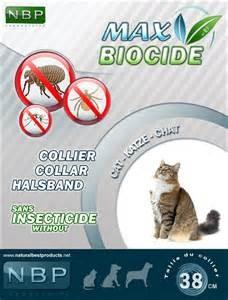 Max Biocide-ogrlica protiv parazita za mačke