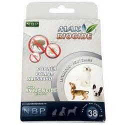 Max Biocide-ogrlica protiv parazita za pse