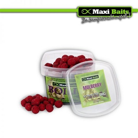 Maxi Baits Boile Mulberry (Dud) 150 gr.