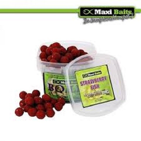 Maxi Baits Boile Strawberry (Jagoda) 150 gr