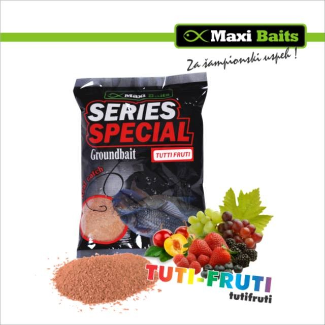 Maxi Baits Series Special  0,8 kg
