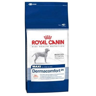 Maxi dermacomfort-royal canin-hrana za pse