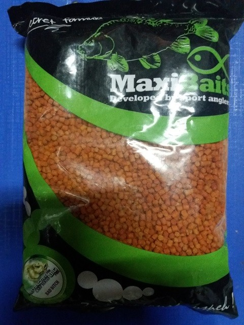 Micro Pellet Bad Bitch(voćni mix) mikro pelete 1 kg