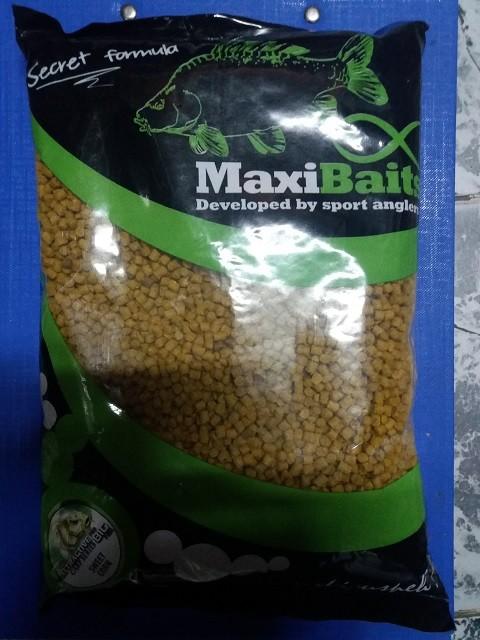 Micro Pellet Sweet corn(šećerac) mikro pelete 1 kg