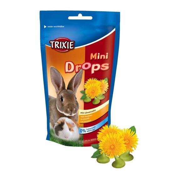 Mini drops za glodare 75 gr.