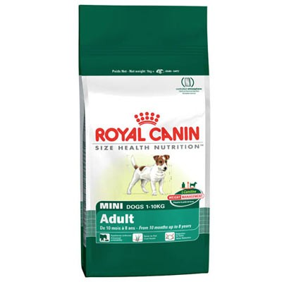 MINI Adult – Royal Canin za odrasle pse malih rasa