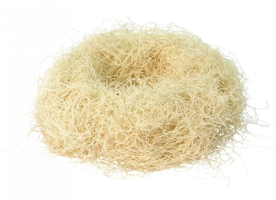 Mixture vlakna kokosa,jute i pamuka za gnezdo