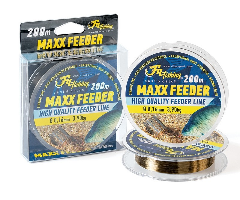 Najlon Maxx Feeder 0,25 mm 200 m.