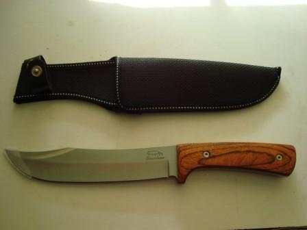 Nož Drvo-inox veliki